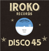 Frankie Paul - Right Time  / version / Rod Taylor - In The Right Way (Freedom Sounds / Iroko) 12""